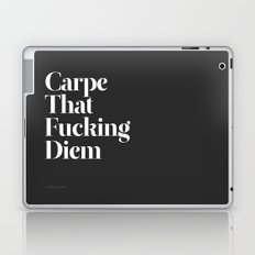 Carpe Laptop & iPad Skin