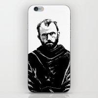 St Maximilian Kolbe iPhone & iPod Skin