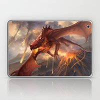Red Dragon v2 Laptop & iPad Skin