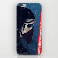 Kylo (Knight of Ren) iPhone & iPod Skin