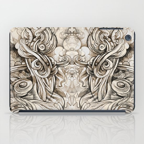 Cruciform iPad Case