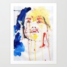ill 33 Art Print