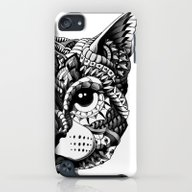 Cat Head iPod touch Slim Case