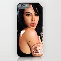 Aaliyah #2 iPhone 6 Slim Case