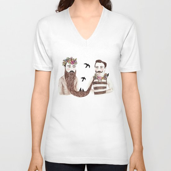 Together V-neck T-shirt