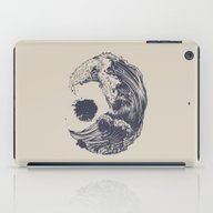 iPad Case featuring Swell by Huebucket