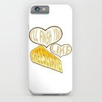 I'll finish you like cheesecake iPhone 6 Slim Case