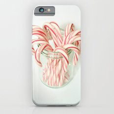 Candy Cane Delight Slim Case iPhone 6s