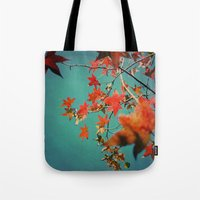 Leaf Constellation Tote Bag