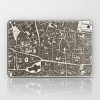 London Map Laptop & iPad Skin