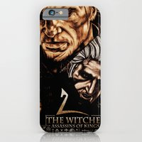 The Witcher 2 iPhone 6 Slim Case
