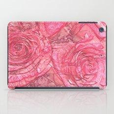 Rose Impression iPad Case