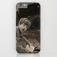 iPhone & iPod Case featuring watch out for vandals by Mayara Viana