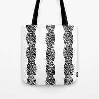Cable 3 Tote Bag