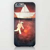 iPhone & iPod Case featuring Ocean Diver by Gelrev Ongbico