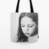 eyelashes Tote Bag