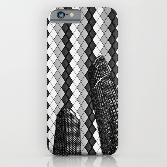 Patterned City iPhone & iPod Case