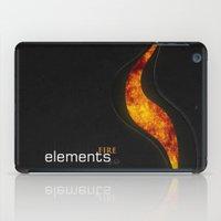 Elements | Fire iPad Case