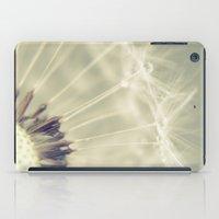 When It Rains iPad Case