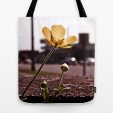 Urban buttercup Tote Bag