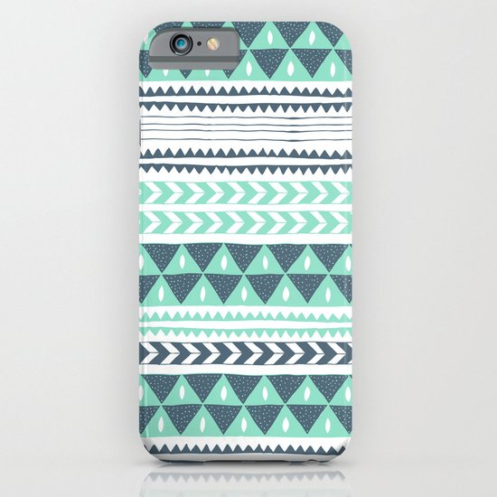 Winter Stripe iPhone & iPod Case