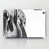 bird ink iPad Case