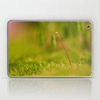 Moss germ, Alone in a green Land Laptop & iPad Skin