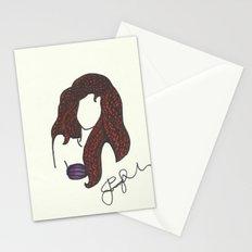 Ariel Zen Tangle #2 Stationery Cards