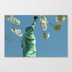 Other side  Canvas Print