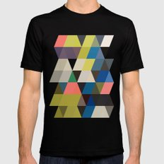 color story - traverse  Black Mens Fitted Tee SMALL