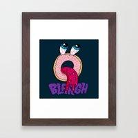 Pukenut Framed Art Print