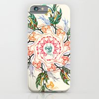 iPhone Cases featuring Mandala by famenxt