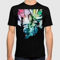 Blue Sky Thinking (Breaking Bad) Mens Fitted Tee Black SMALL