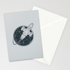 Shining star Stationery Cards