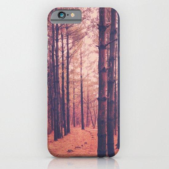 Vintage Pines iPhone & iPod Case