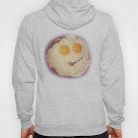 smiley egg Hoody