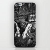 Ingersley Falls iPhone & iPod Skin