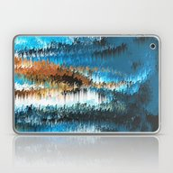 Blue Forest Shades Laptop & iPad Skin