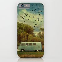 iPhone & iPod Case featuring Road Trip by Curt Saunier