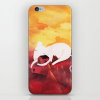 I Will Never Leave You (… iPhone & iPod Skin