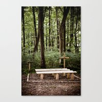 Sanctuary Canvas Print