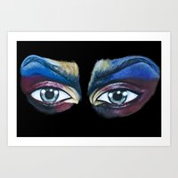 See What We Are Art Print