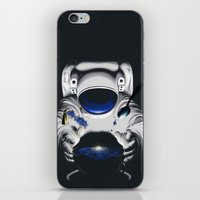 Cafe Galactica iPhone & iPod Skin