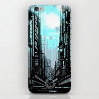 Urban Memories iPhone & iPod Skin