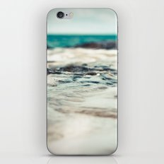 Kauai Sea Foam iPhone & iPod Skin