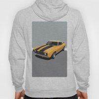 Camaro- Yellow Hoody