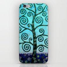 Magical Night 2 iPhone & iPod Skin