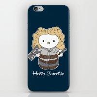 Hello Sweetie iPhone & iPod Skin