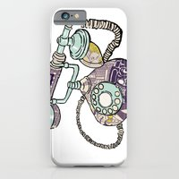 iPhone & iPod Case featuring 1940's Socialite by Armani jane