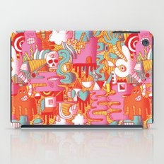 ABSTRACT 0017 iPad Case
